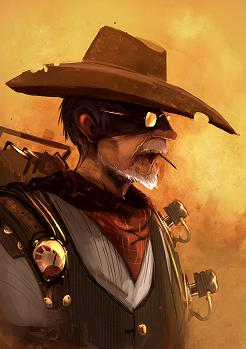 Matt Kohr's Cowboy
